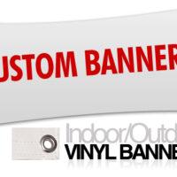 Indoor / Outdoor Vinyl Banners Printing Australia