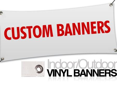 Vinyl Banners Printing