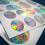 hologram Sticker Printing Australia