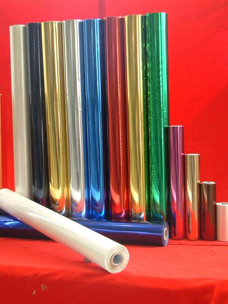 Multi Colour Foil Stamping