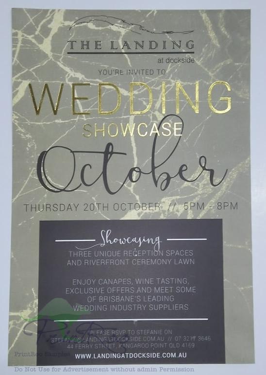 Invitation printing brisbane cards printing printroo invitation custom wedding cards printing australia stopboris Choice Image