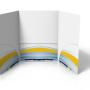Tri Panel Folders Printing Australia