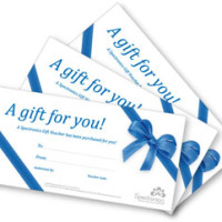 Gift Vouchers Printing