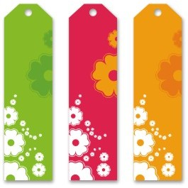 Online bookmark printing melbourne sydney printroo for Design a bookmark template