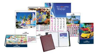 Calendars Printing