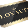 Loyalty Cards in Black Color