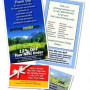 Tear Away Door Hangers Printing Australia