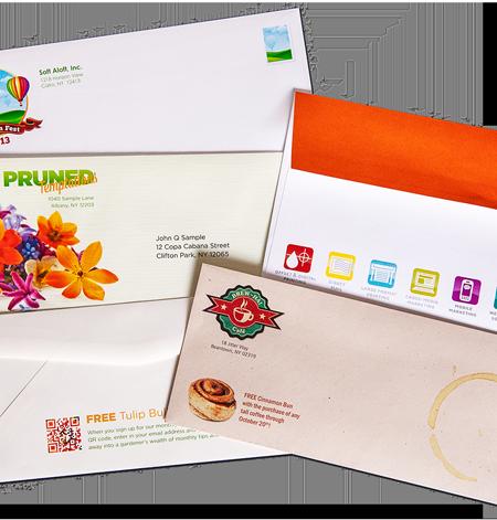 Full Colour Printed Envelopes