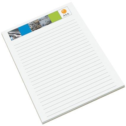 custom a6 notebook