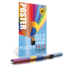 Full Colour Poster Printing Australia