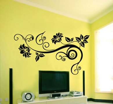 Wall Sticker Design Ideas