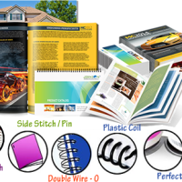 Catalogue & Brochures Printing