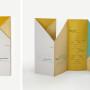 Custom Folded Flyers Printing Australia