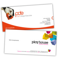 With Compliment Slips Printing Australia